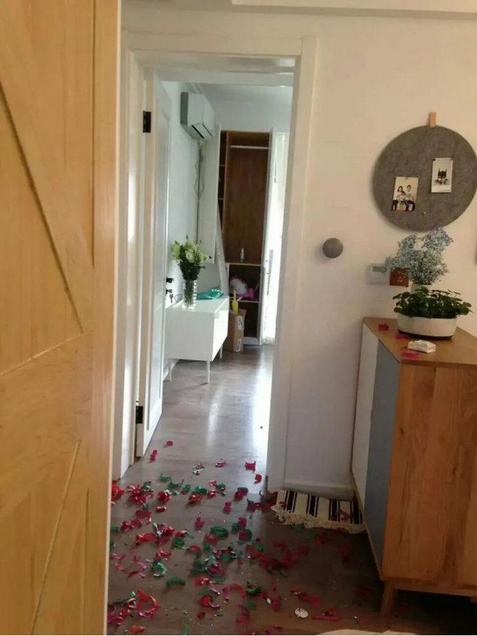 北欧风装修案例,70平的两室两厅,小户型也能非常耐看舒适