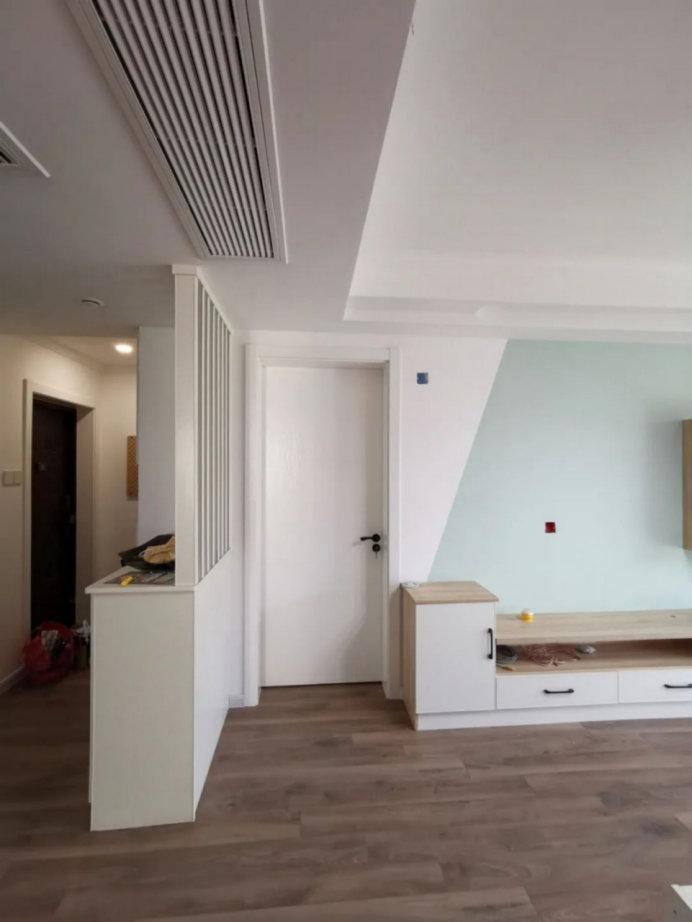 南京金陵名人居装修案例,装修布局太给力,真是越看越喜欢