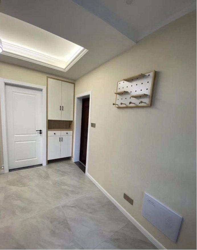 南京水佑岗装修设计,全部木工现场做家具,这样的布局你也喜欢吗