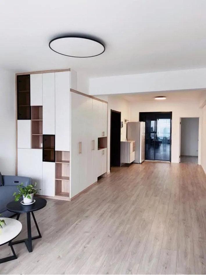 127平简约风装修,经济实惠、简单、具有独创性,效果非同凡想