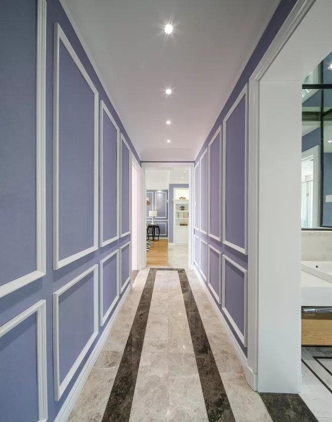 过道空间不要浪费,看完这些过道设计,你家的走廊还打算空着吗