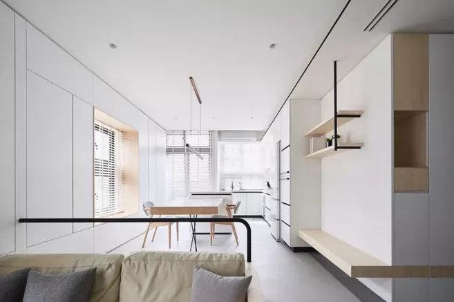 装修收纳布局设计,打造宽敞舒适生活,做家务也能更轻松