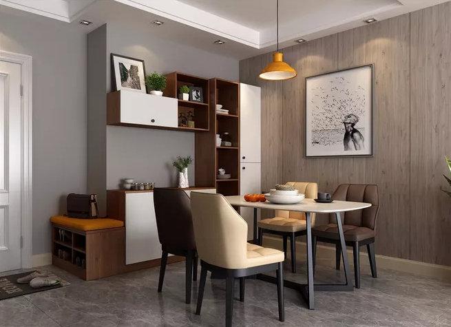 南京新房装修,餐边柜是标配的吗?或许是真的