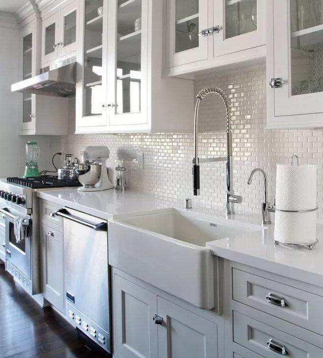 厨房装修注意事项,不是什么材料都能用在厨房,用对材料才是正事