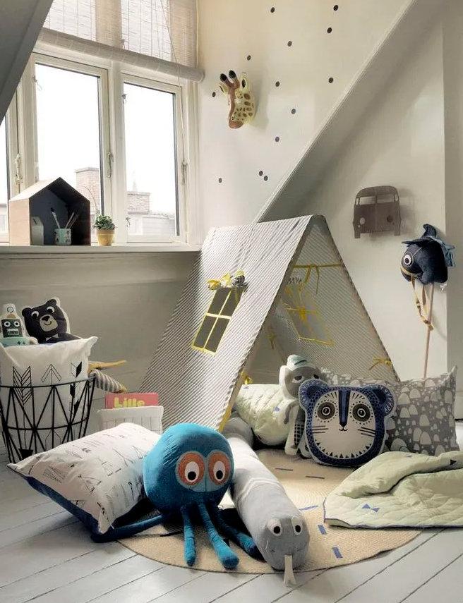 南京儿童房装修,儿童房装修需要注意什么,这些问题想好就简单了