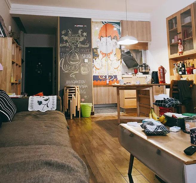南京小户型装修,收纳空间又该怎么布局,好看又实用才是王道