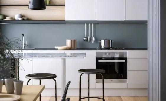 南京厨房装修的建议,提升使用舒适感,人性化的建议不要错过