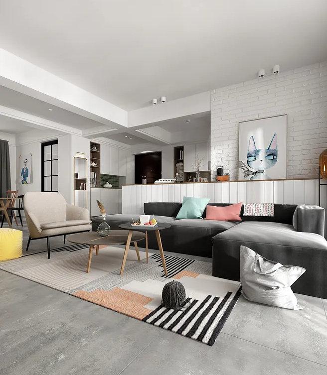 怎么能让家里干净整洁,找到合适的生活方式,仅用柜子还是不够的